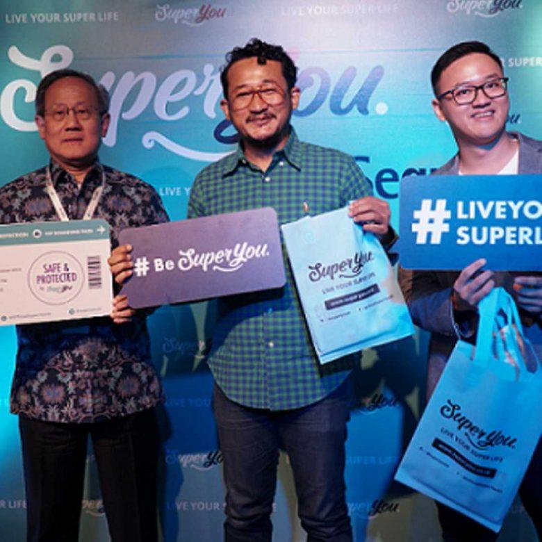 Rebranding Sequis Online Menjadi Super You, Kanal Asuransi Online Untuk Era Digital