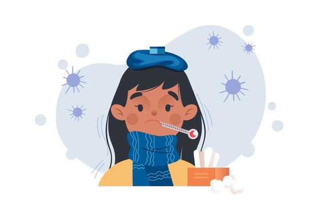 flu pilek