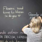 Penyebaran Virus Corona Berdasarkan Bahasa