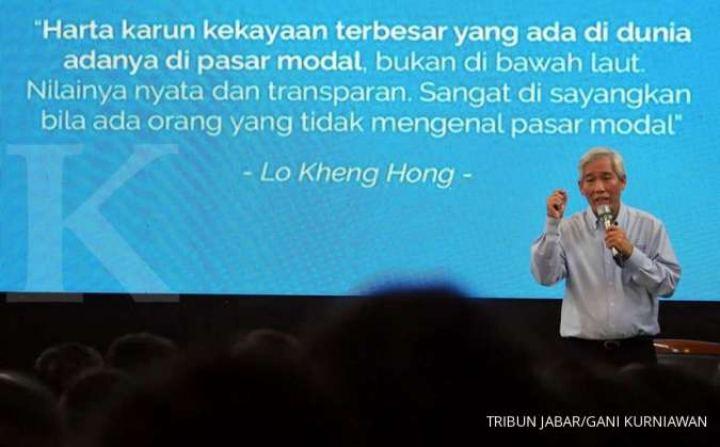 saham lo kheng hong