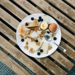 diet telur rebus