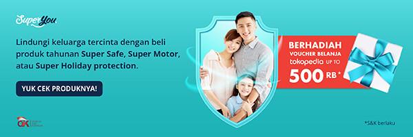 Lindungi Keluarga Dengan Super Family